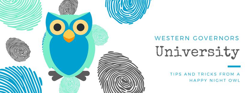 Western Governors University Rachel Kulik